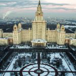 دانشگاه لومونوسف مسکو