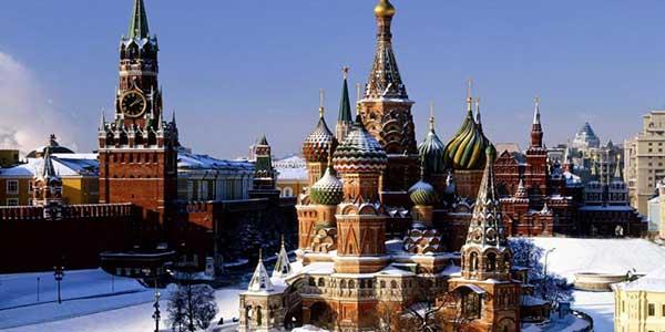 با کشور روسیه آشنا شوید