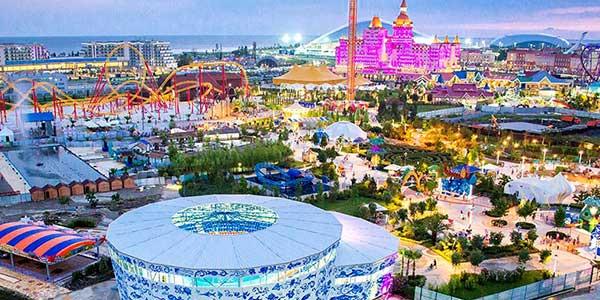 بهترین شهرهای روسیه