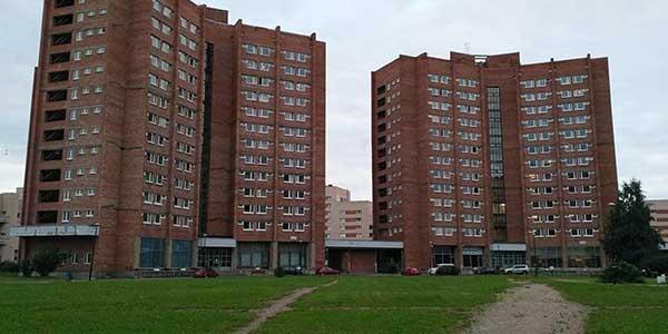 انواع خوابگاه های دانشجویی در روسیه